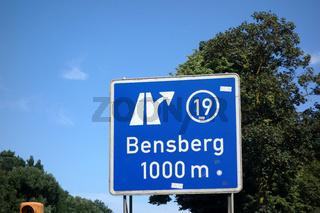 autobahnausfahrt bensberg