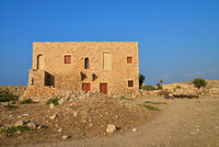 Rethymno Fortezza fortress armory