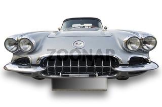 Oldtimer, 'Chevrolet Corvette' Baujahr 1958 - Oldtimer, 'Chevrolet Corvette' 1958