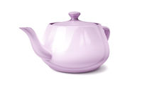 typical tea pot