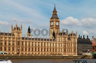 London Parlament und Big Ben