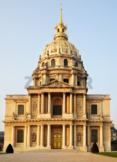 Church of Hotel des invalides