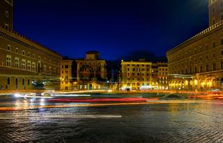 Venice square in Rome