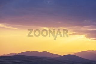 Turkey landscapes