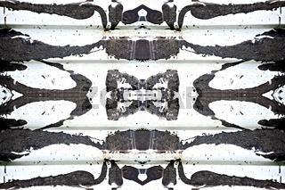 Muster Bitumenkleber