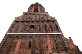 Oberkirche St. Nikolai - Cottbus