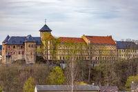 Castle Voigtsberg in Oelsnitz im Vogtland