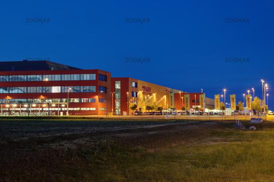 Foto Dhl Hub Leipzig Gmbh Warehouse Bild 2655446