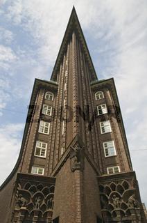 Chilehaus, Hamburg, Deutschland