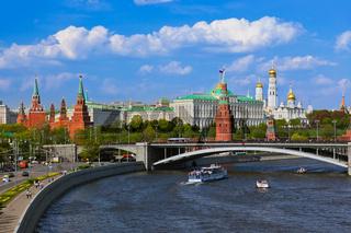 Kremlin - Moscow Russia