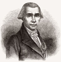 Louis Nicolas Vauquelin, 1763-1829, a French pharmacist and chemist
