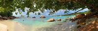 Seychellen Insel Praslin