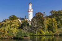 Schloss Bad Homburg mit Weißem Turm, Bad Homburg vor der Höhe, Deutschland