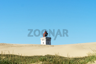 Sand dunes of Rubjerg Knude
