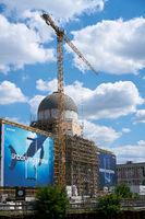 ewige Baustelle Berlin