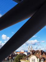 Wr. Neustadt Blick auf den Dom