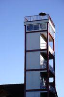 Feuerwehrturm mit Sirene