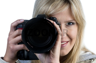 Fotografin