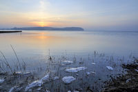 Insel Rügen im Winter