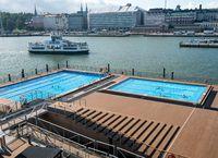 Swimming pools by market in Helsinki