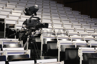 Kamera im Hörsaal