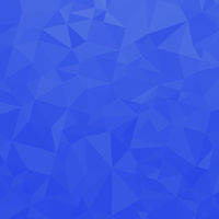 Blue Polygonal Background. Triangular Pattern. Low Poly Texture. Abstract Mosaic Modern Design. Origami Style