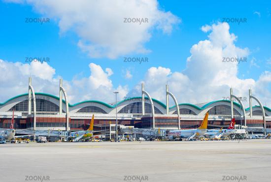 Exterior Sabiha Gokcen International Airport