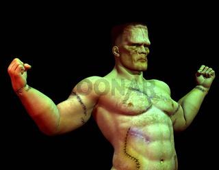 Muscular Monster