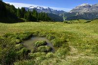 Marmolada; Sellagruppe; Suedtirol; Dolomiten; Italien