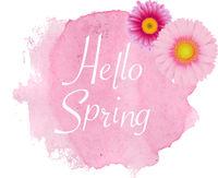 Spring Poster Gerber
