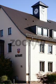 Uhrenturm Rathaus Griesheim