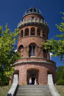Ernst-Moris-Arndt-Turm, Rugard in Bergen, Insel Ruegen, Deutschland, Tower, Island, Germany