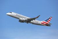 American Eagle Embraer 175LR Flugzeug