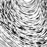 Black and White Wave Stripe Optical Abstract Background