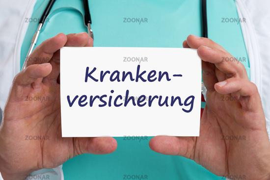 Krankenversicherung Versicherung Gesundheit Medizin Arzt Doktor