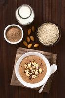 Chocolate Oatmeal or Oat Porridge