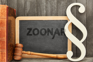 Recht Hintergrund für Anwalt Beratung