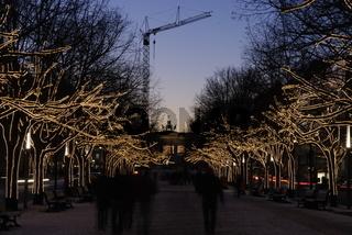 Berlin, Unter den Linden