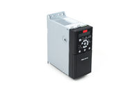 A new universal inverter for controlling electric current and power for industrial use on an isolated white background. Frequency converter - rectifier - power stabilizer.