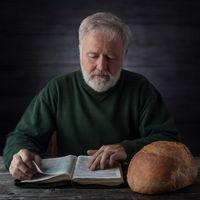 Spiritual and material food