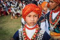 Boy in Shillong in Meghalaya