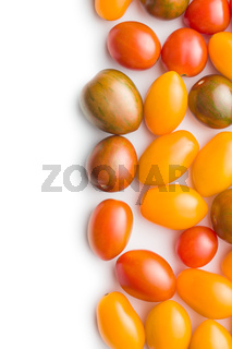 Tasty cherry tomatoes.