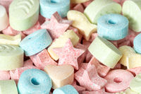 Little colorful candies