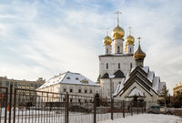 Feodorovsky Cathedral and Chapel of the New Martyrs