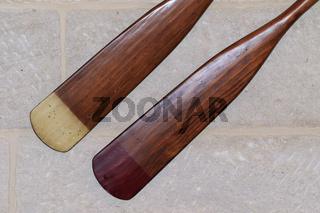 Antique Oars