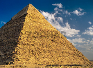 Pyramid of Khafre, Egypt