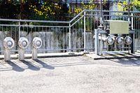 Pump- und Sauganschlüsse für Notfälle