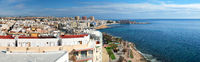 Panorama of Torrevieja city. Spain