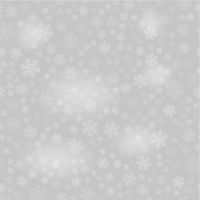 Show Flakes Pattern on Grey Sky Background
