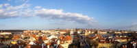 Prague Panoramic View
